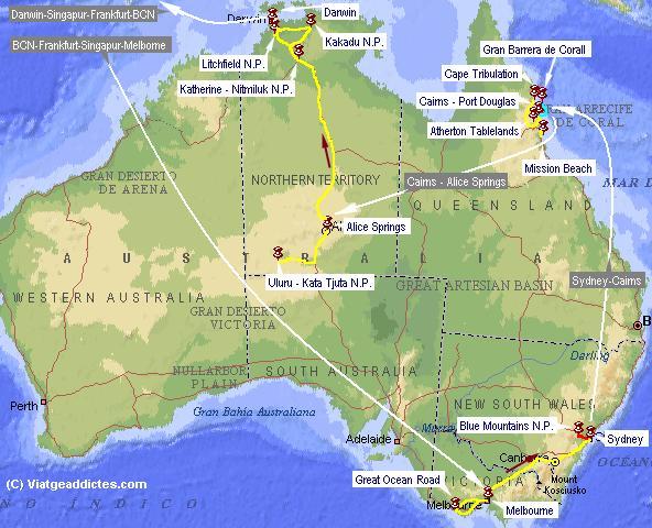¿Qué ver en Melbourne y alrededores? ¡16 planes!   Caracol