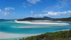 Platja de Whitehaven (Whitsundays Islands)