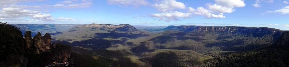 Imatge de les Blue Mountains i les Three Sisters