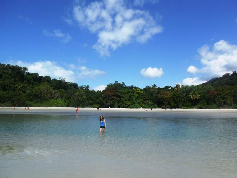 Platja de Cape Tribulation