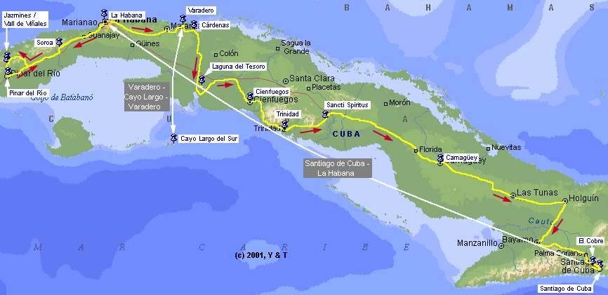 Cuba: guía y relato de viaje | Viatgeaddictes