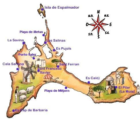 Guia De Viaje A La Isla De Formentera 2016 Viatgeaddictes