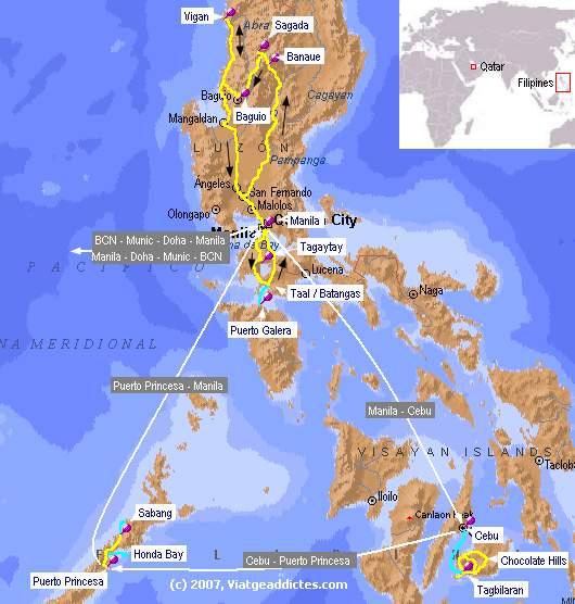 Filipinas y Catar gua y relato de viaje por libre  Viatgeaddictes