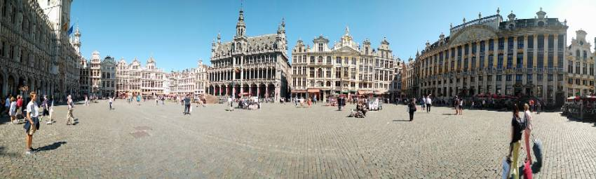 La Grand-Place de Brussel·les