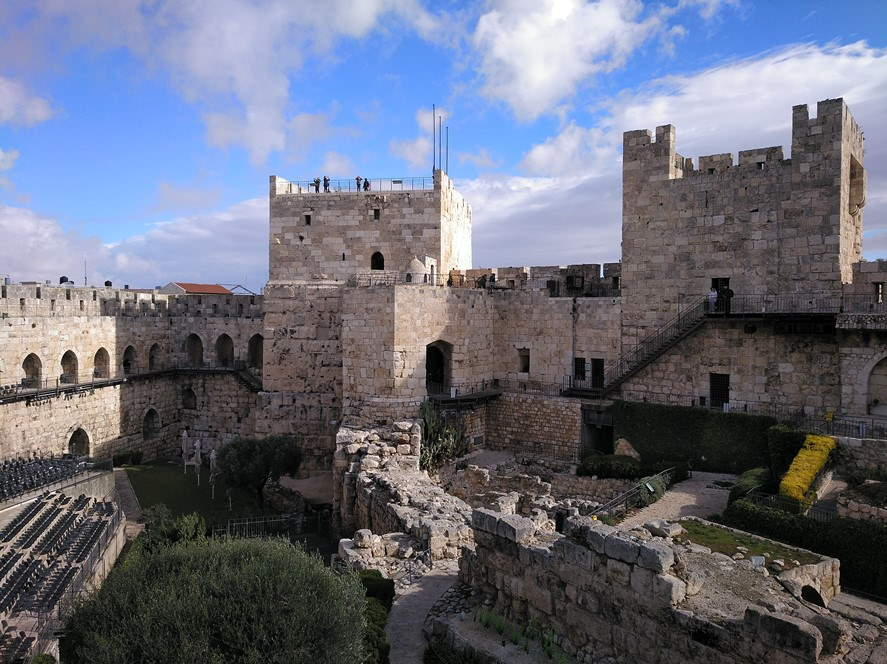 The David Citadel (Jerusalem)
