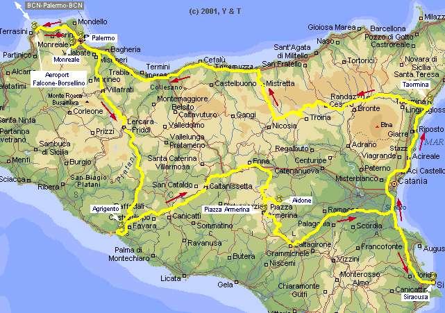 Sicilia Guia Y Relato De Una Escapada Viatgeaddictes