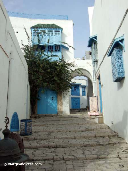 Carreró de Sidi Bou Said