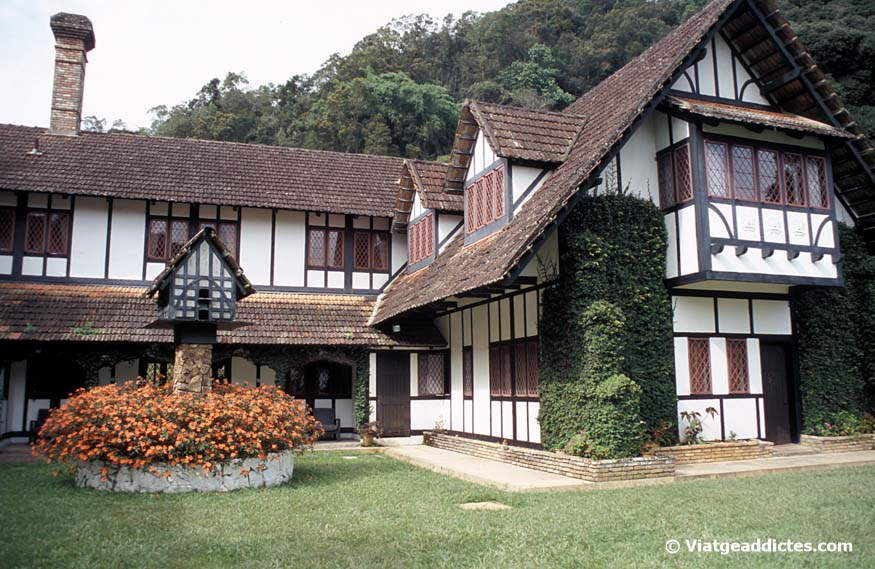 Cottage d'estil tudor en The Lakehouse (Ringlet)