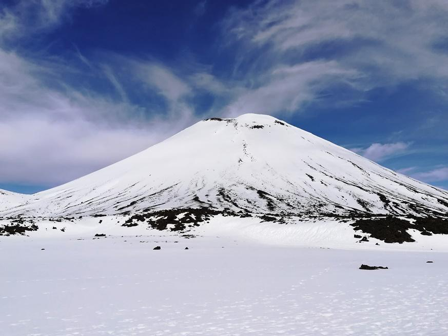 Fent la caminada Tongariro Alpine Crossing