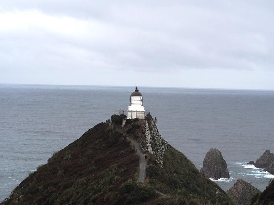 El far de Nugget Point