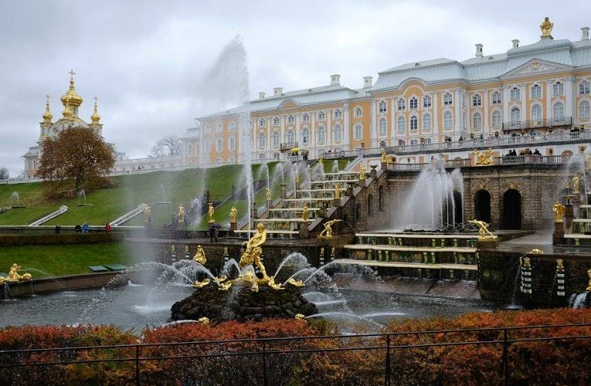 Peterhof Palace, Sant Petersburgo