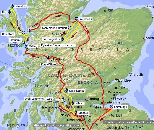 Escocia: guía y relato de viaje | Viatgeaddictes