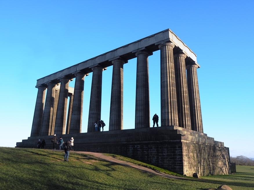 National Monument of Scotland (Calton Hill)