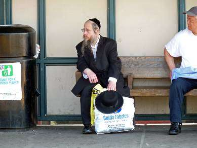 Jueu Lubavitch a Williamsburg