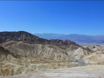 Death Valley - Zabriske Point