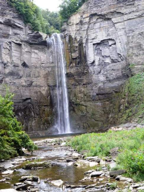 Cascades del Taughannock Falls State Park