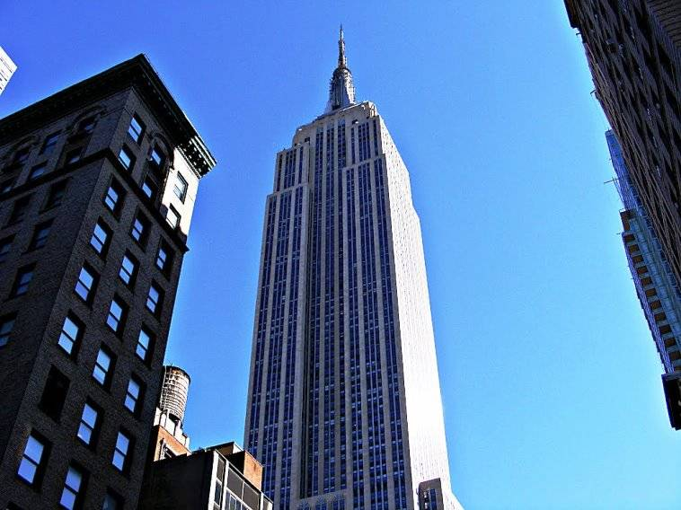 Vista del Empire State Building