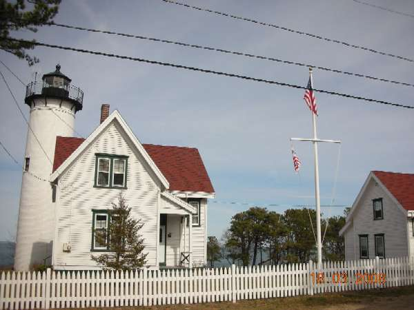 Faro en Martha's Vineyard